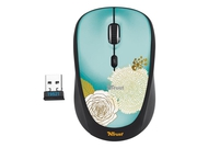 Yvi Wireless Mouse - flower - 19521