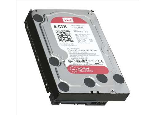 "Dysk serwerowy 4 TB WD Red Western Digital Red 3.5"" SATA III 64 MB WD40EFRX"