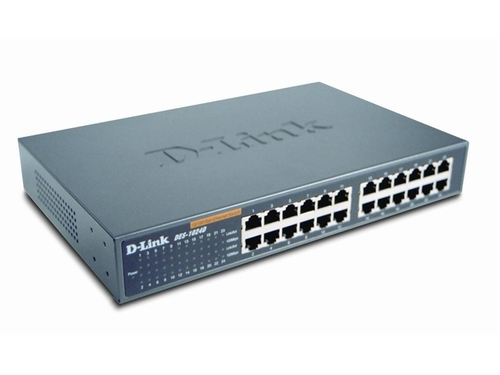 Switch D-Link DES-1024D/E 24x 10/100Mbps