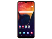 Smartfon Samsung Galaxy A50 128GB Coral/Orange Bluetooth WiFi GPS LTE 128GB Android 9.0 Coral
