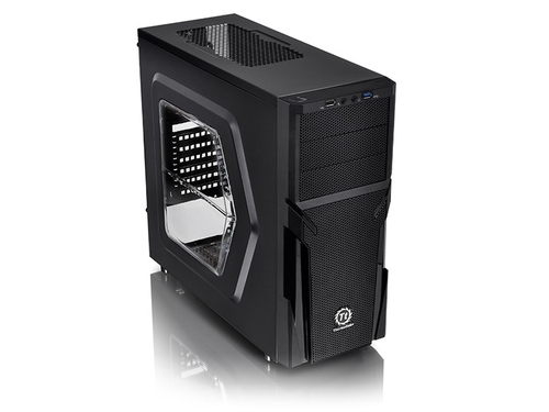 Obudowa Thermaltake Versa H21 USB3.0 Window - Black - CA-1B2-00M1WN-00