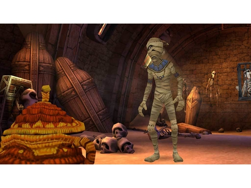 Sphinx and the Cursed Mummy - K00237