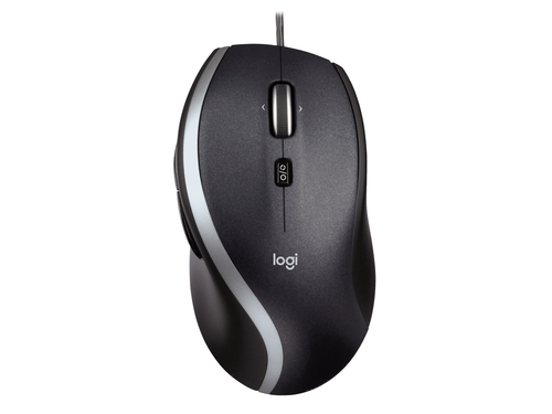 Logitech® Corded Mouse M500 - BLACK - EMEA - 910-003726