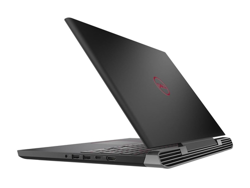 "Laptop gamingowy Dell 7577-0065 Core i7-7700HQ 15,6"" 16GB HDD 1TB SSD 128GB GeForce GTX1050Ti Win10"