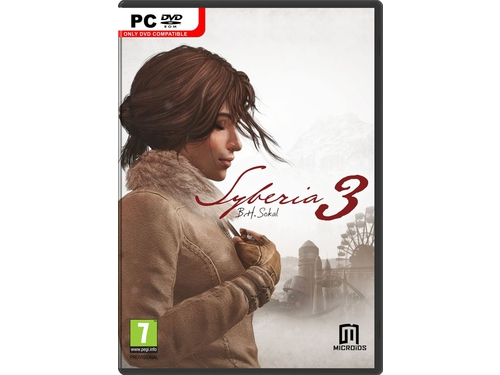Gra PC Syberia 3 Deluxe Edition wersja cyfrowa