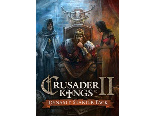 Crusaders Kings II: Dynasty - K01281