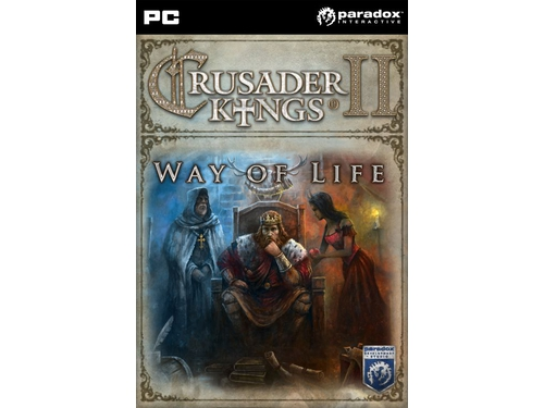 Gra wersja cyfrowa DLC Crusader Kings II: Way of Life (Expansion)