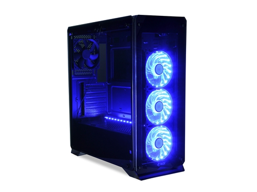 Obudowa IBOX MIDI TOWER CHIRON TC 95 GAMING OCTC95 MT