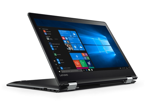 "2w1 Lenovo YOGA 520-14IKB 81C800JGPB Core i7-8550U 14"" 8GB SSD 256GB Intel UHD 620 GeForce MX130 Win10"