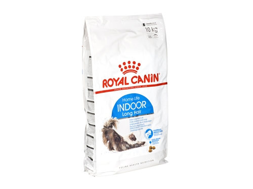 Karma Royal Canin Indoor Long Hair - 10kg