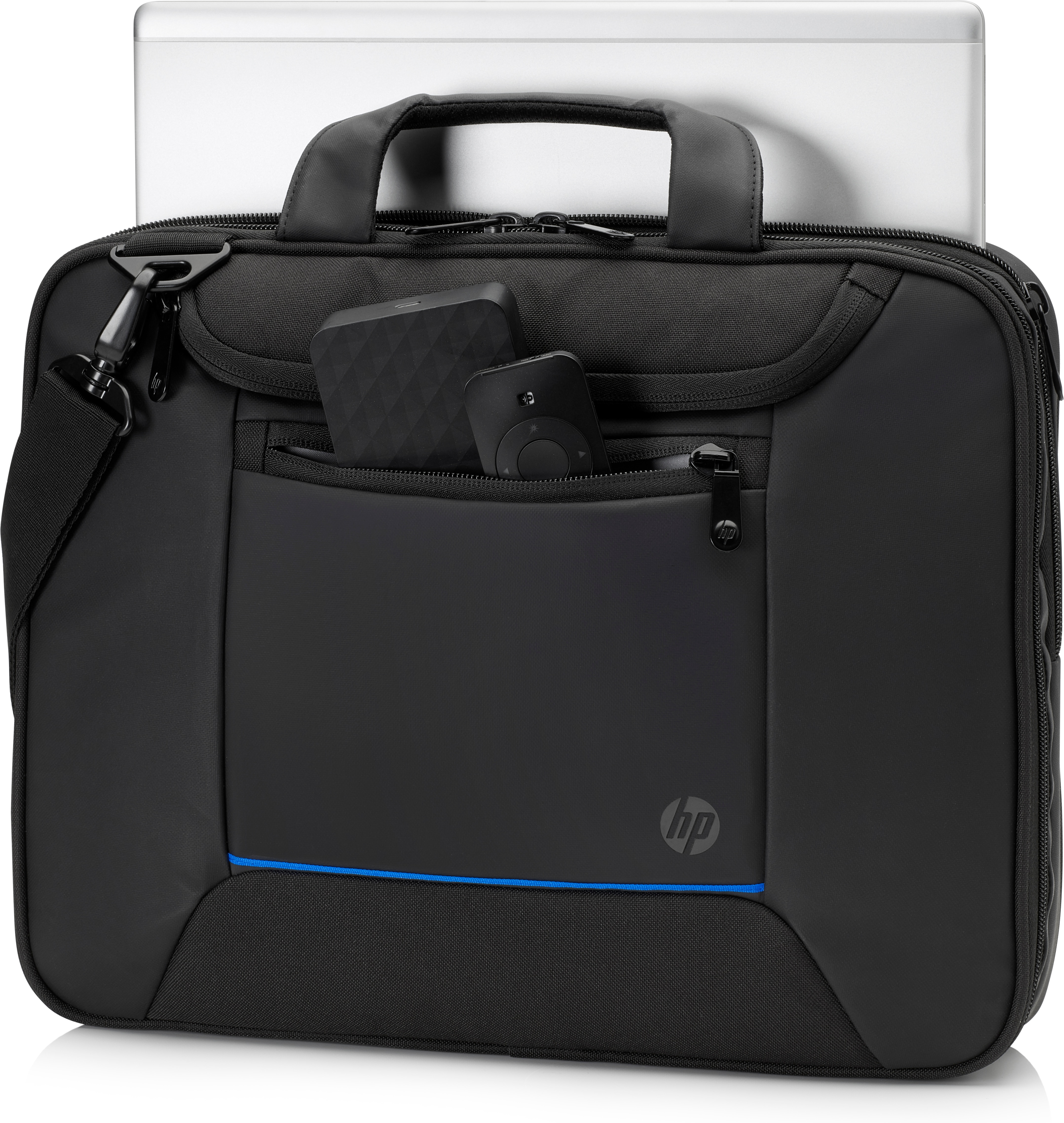 """HP 14"""" Recycled Top Load Black 7ZE83AA1"""