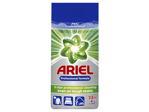 ARIEL Proszek do prania Regular 7,5kg - 4084500695962