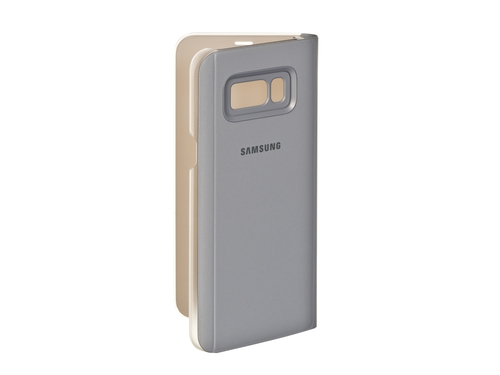 Etui SAMSUNG Clear View Standing Cover Silver S8+ EF-ZG955CSEGWW