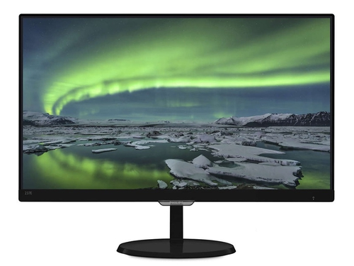 "Monitor Philips 237E7QDSB/00 23"" IPS/PLS FullHD 1920x1080 HDMI VGA kolor czarny"