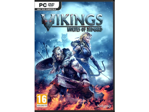 Gra PC Vikings Wolves of Midgard