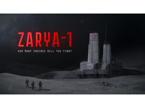 Zarya - 1: Mystery on the Moon - K00665
