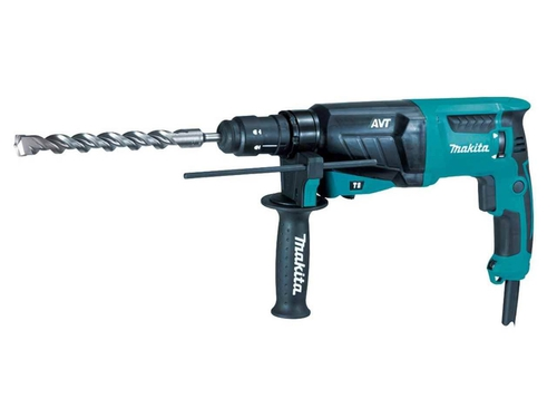 Młotowiertarka 800W 2,4J SDS Plus MAKITA HR2631FT.