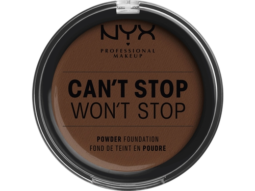 NYX CANT STOP WONT STOP POWDER FNDT -DEEP WALNUT