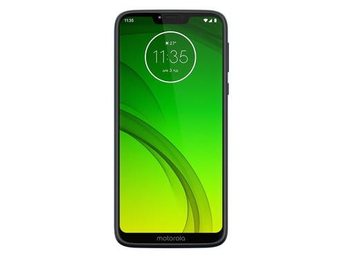 Smartfon Motorola Moto G7 Power 64GB Ceramic Black G7 Power Bluetooth WiFi GPS LTE DualSIM 64GB Android 9.0 Ceramic Black