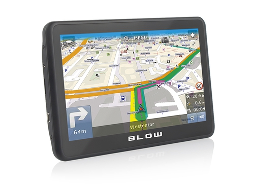 BLOW GPS70V 8GB EUROPA - 78-555#
