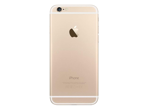 Smartfon Apple iPhone 6 16GB Gold RM-IP6-16/GD Bluetooth WiFi NFC GPS 3G LTE 16GB iOS 9 kolor złoty Remade/Odnowiony