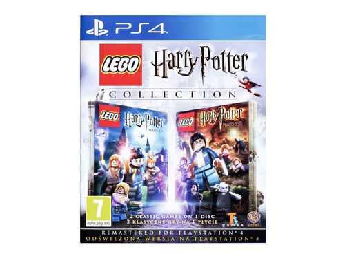 Gra PS4 wersja BOX Lego Harry Potter Collection