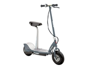 RAZOR-e300s Electric Scooter with Seat - Grey - 13173815