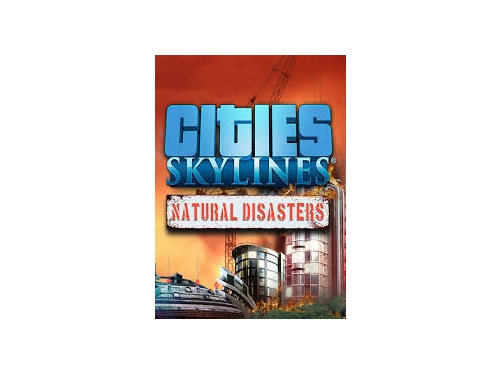 Gra PC Mac OSX Linux Cities: Skylines - Natural Disasters wersja cyfrowa DLC