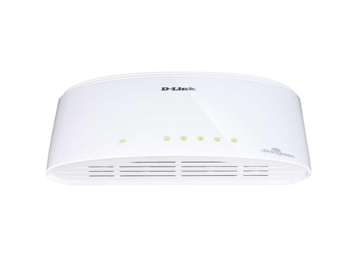 Switch D-Link DGS-1005D/E 5x 10/100/1000Mbps