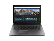 "Laptop HP Zbook 17 G5 4QH25EA Core i7-8750H 17,3"" 16GB SSD 256GB Quadro P1000 Win10Pro"