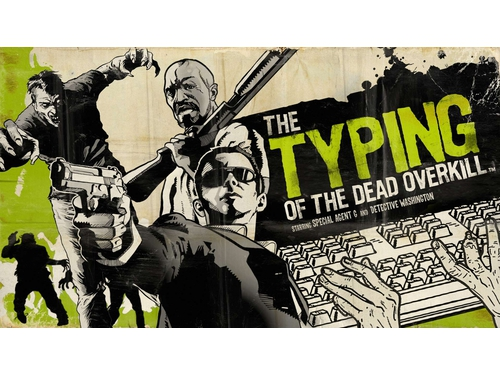 Gra PC The Typing of the Dead: Overkill Collection - wersja cyfrowa