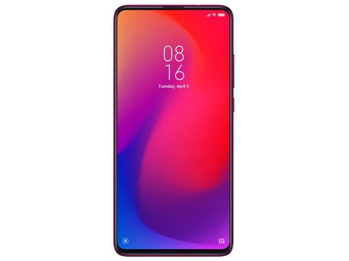Smartfon XIAOMI Mi 9T PRO 64GB Flame Red LTE Bluetooth NFC WiFi GPS Galileo DualSIM 64GB Android 9.0 Pie Flame Red