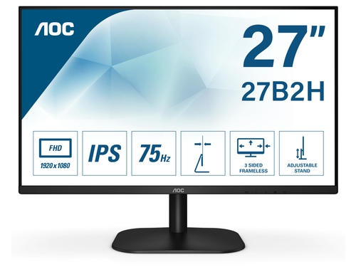 "MONITOR AOC LED 27""27B2H"