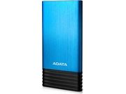 ADATA AX7000 Power Bank, 7000mAh, blue - AX7000-5V-CBL