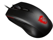 Mysz MSI GM 40 CLUTCH GM 40 Black GAMING Mouse