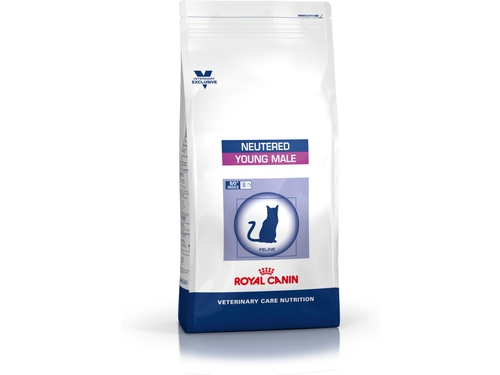 Karma Royal Canin VCN Cat Neut YG Male 0,4 kg