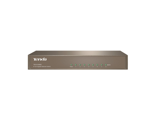 Switch Tenda Tenda TEG1008D TEG1008D 8x 10/100/1000Mbps
