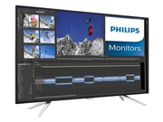 "Monitor wielkoformatowy Philips 43"" BDM4350UC/00 IPS/PLS 4K 3840x2160 50/60Hz DisplayPort VGA HDMI"