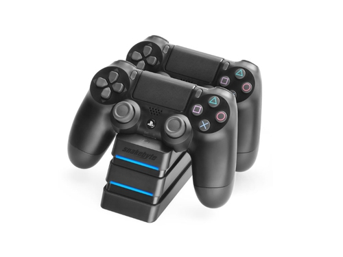 Ładowarka Snakebyte Ps4 Twin Charge 4 Black - SB911712