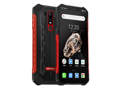 Smartphone Ulefone Armor 6S (red) - UF-A6S/RD