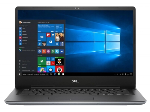 "Laptop Dell Vostro 5481 N2205VN5481BTPPL01_1905 Core i5-8265U 14"" 8GB SSD 256GB GeForce MX130 Intel UHD 620 Win10Pro"