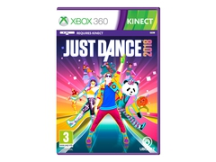 Gra Xbox 360 Just Dance 2018 - 3307216017769