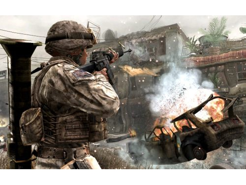 Gra Mac OSX PC Call Of Duty 4: Modern Warfare (MAC) -