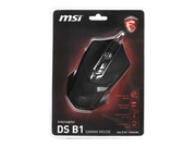 Mysz komputerowa optyczna MSI Interceptor DS B1 Interceptor DS B1 GAMING Mouse