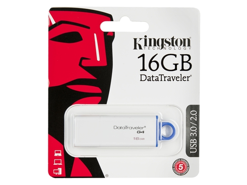 Pendrive Kingston 16GB USB 3.0 DTIG4/16GB