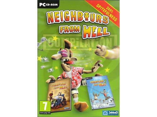 Gra wersja cyfrowa Neighbours from Hell Compilation K00484
