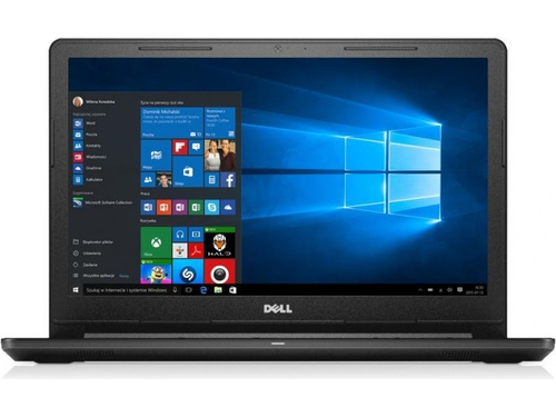 "Laptop Dell Vostro 3568 N068VN3568EMEA01_1805 Core i7-7500U 15,6"" 8GB SSD 256GB Intel® HD Graphics 620 Radeon R5 M420X Win10Pro"