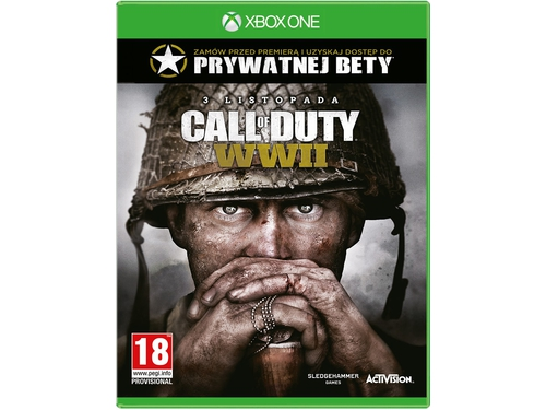 Gra Xbox One Call Of Duty: WWII