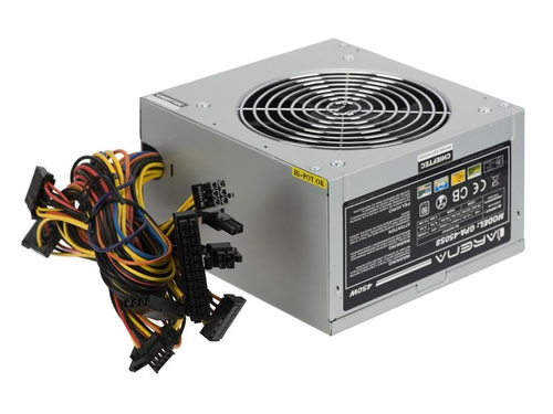 Zasilacz Chieftec 80 Plus GPA-450S8 ATX