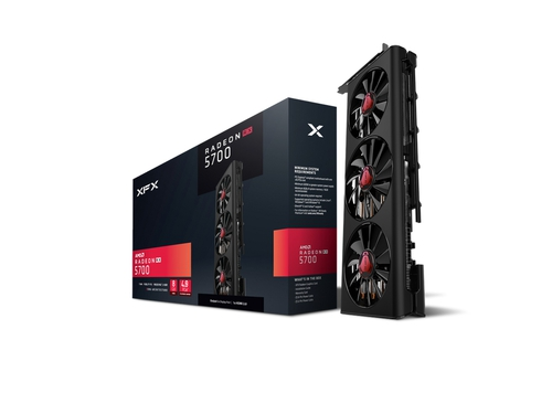 XFX RX 5700 Triple Dissipation 8GB GDDR6 - RX-57XL83LD8
